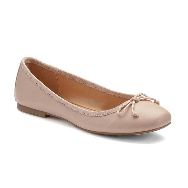 Favorite Everyday Shoe (these blush flats from my LC Lauren Conrad collection)