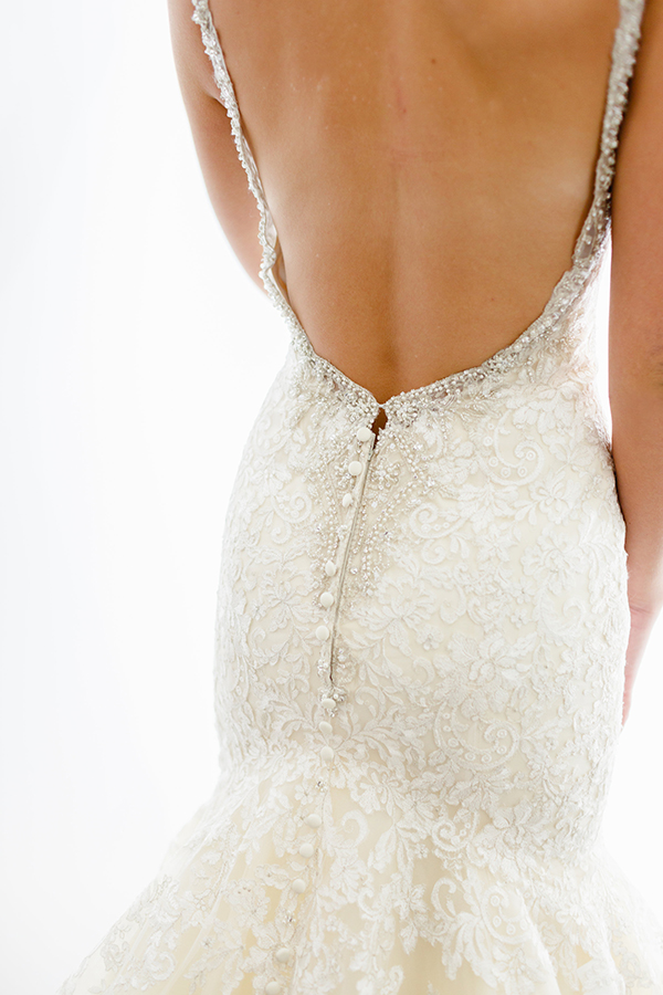 Allure Bridal designers focus on combining elements of old and new with their wedding dresses.