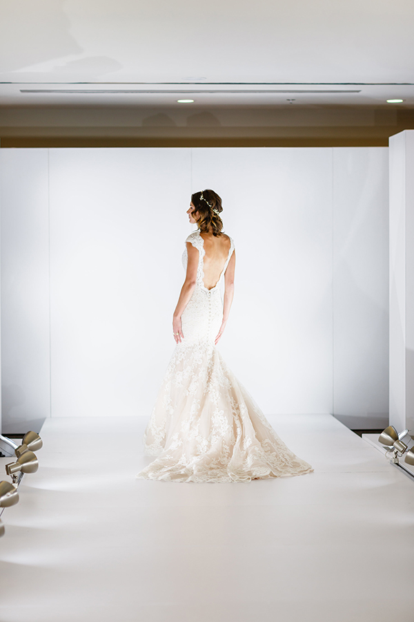 A behind the scenes look at the Spring 2016 Allure Bridal Collection.