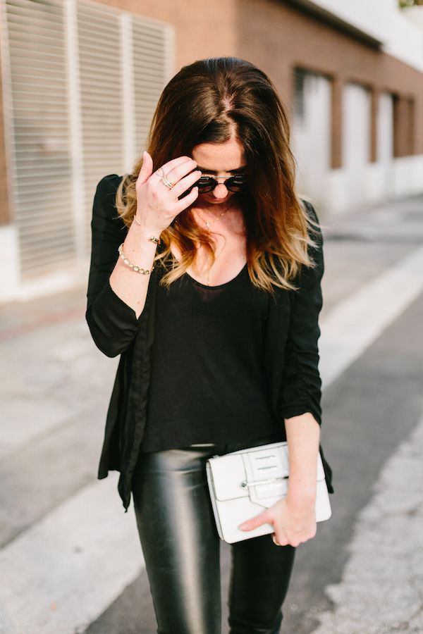 Be a monochromatic maven {via Styled By Noir}