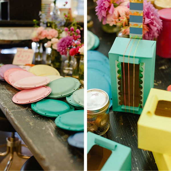Creative Activity Stations For Kids Birthday Party