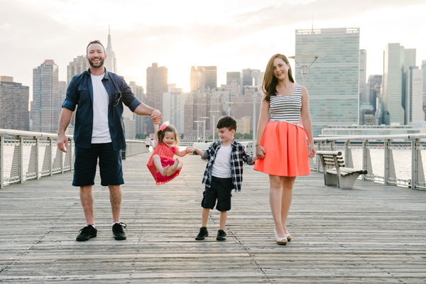 Your vacation can be a great time to make sure you have those family photos you've been wanting with Flytographer!