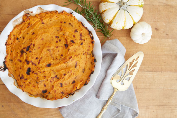 Grain-Free Shepherd's Pie with Yams