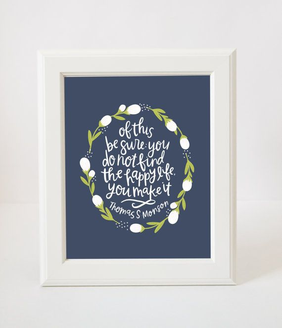 Favorite Reminder (this print is from AlexaZDesign's Etsy shop)