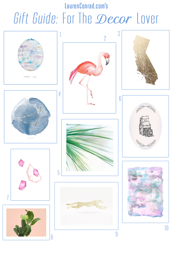 Gift Guide: For the Interior Design Lover - Lauren Conrad