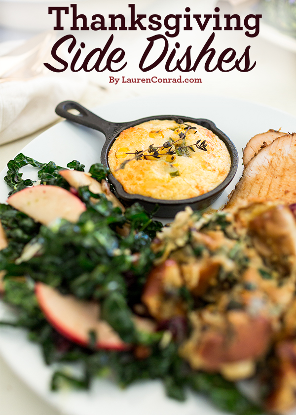 Holiday Special: Thanksgiving Side Dishes