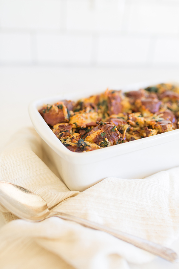 Trust us when we say that you'll want to make Urban Palate's pretzel stuffing this year!