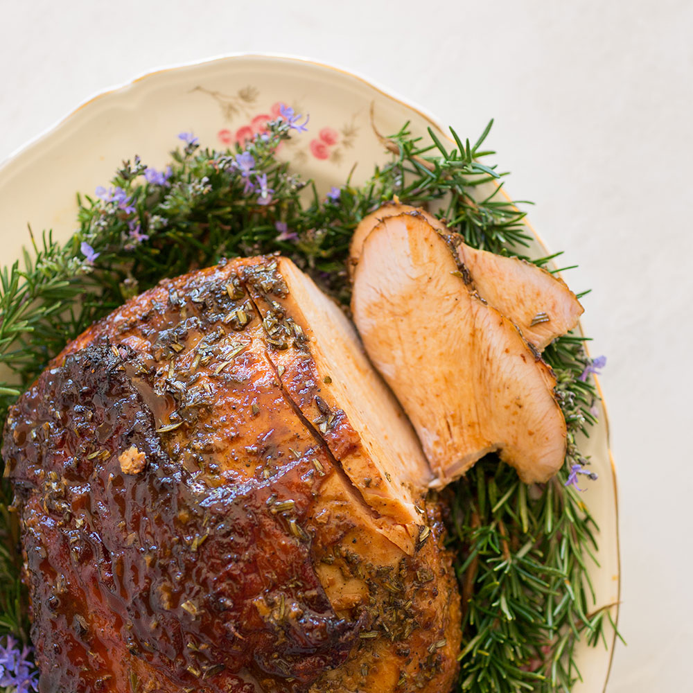 Holiday Special: Thanksgiving Turkey and Stuffing with a Twist