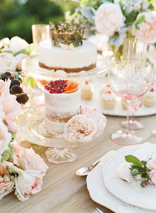 Gorgeous wedding inspiration from Lauren Conrad's feature in Flutter Magazine.