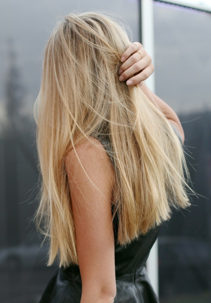 Foods that make your hair grow faster