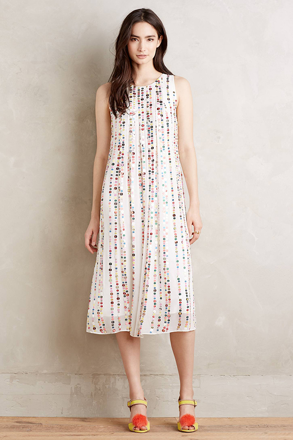 Anthropologie Palestra Dress