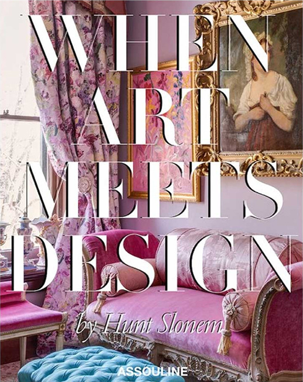 When Art Meets Design This Coffee Table Book