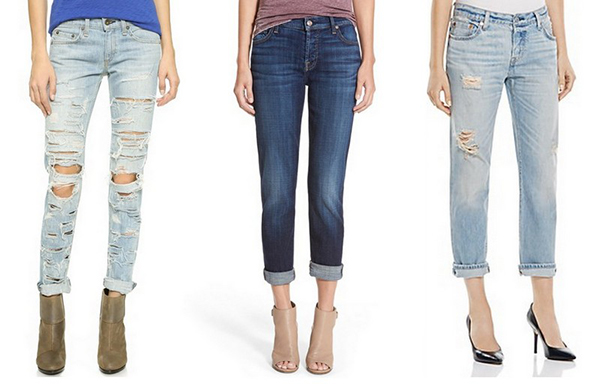The best boyfriend jeans this season.