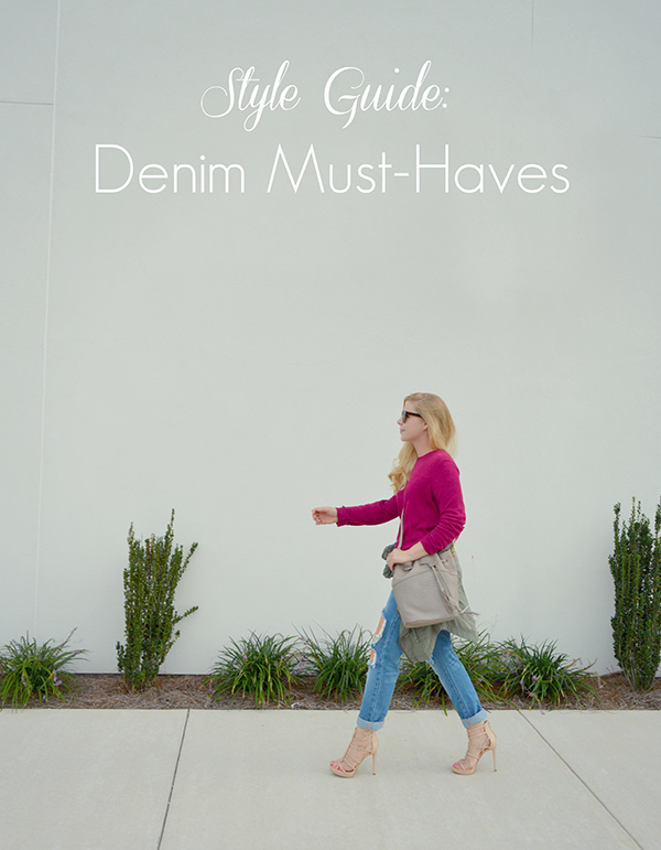 Style Guide: 5 Denim Must-Haves for Winter