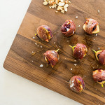 Edible Obsession: Prosciutto Wrapped Fig Appetizers