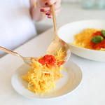 Good Eats: How to Make Spaghetti Squash