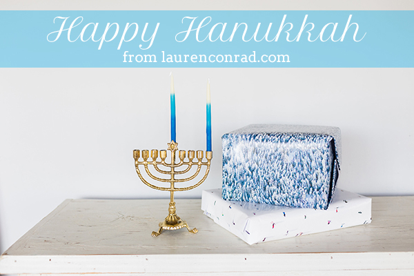 Happy Hanukkah From Team LC!