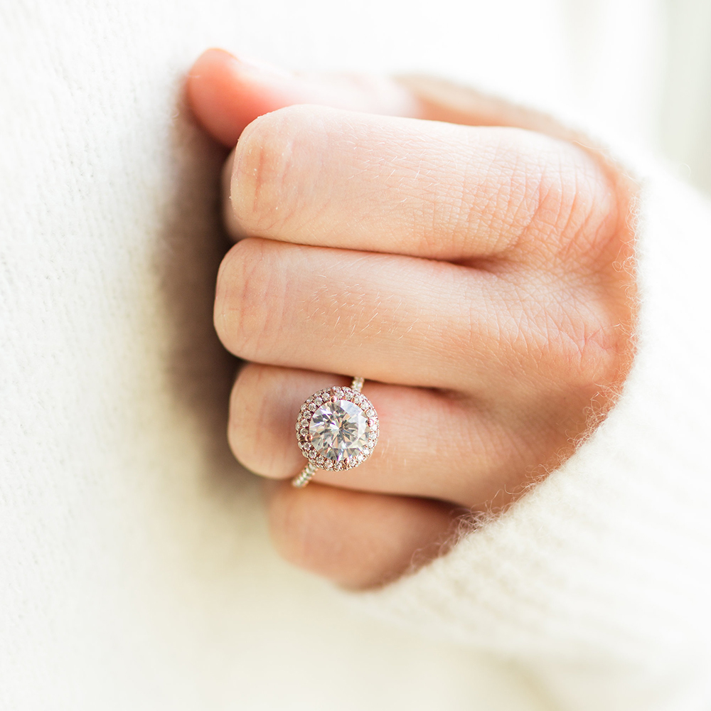 Quiz The Right Engagement Ring For Your Style