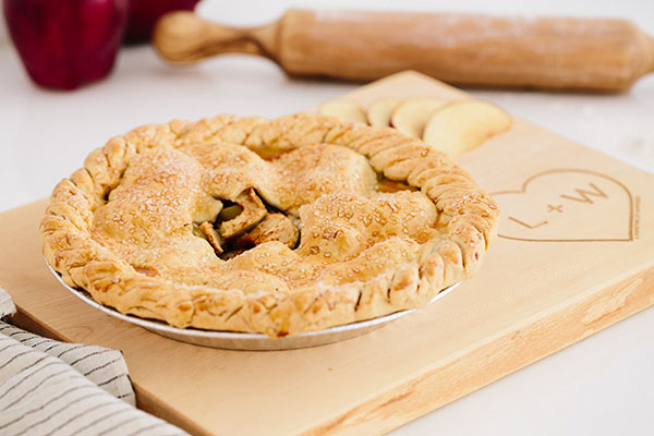 Lauren Conrad's Wedding Apple Pie Recipe