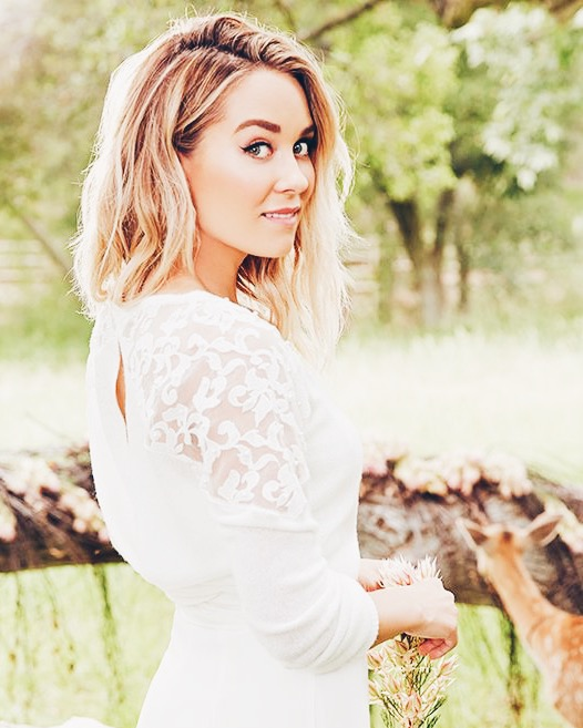How to get the perfect brow shape like Lauren Conrad
