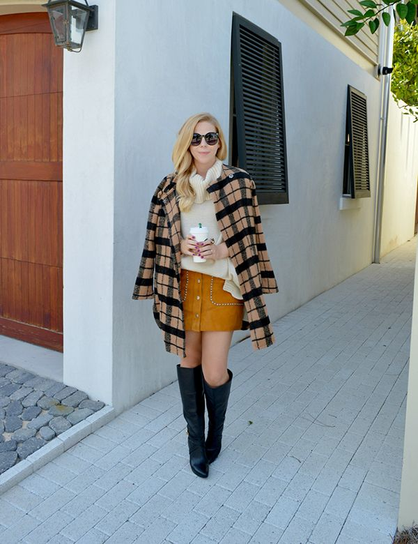 "Style Guide: The ""It"" Skirt of Fall"