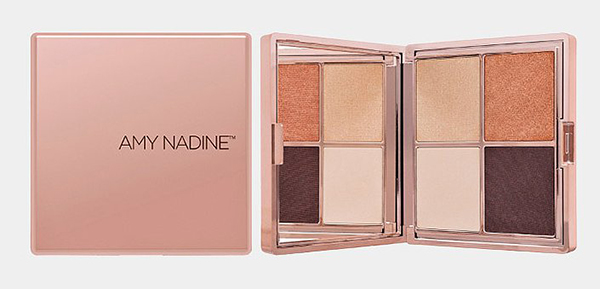 Favorite Eyeshadow Palette (this one by my makeup artist Amy Nadine… I love it!)