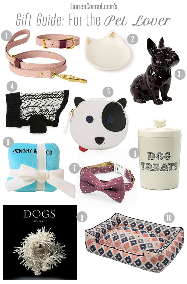 We didn't forget about the pet lover on your list this year...