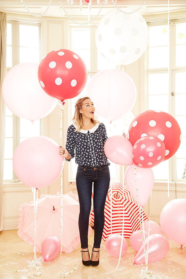 Lauren Conrad's latest collection was curated with Minnie's signature dots in mind.