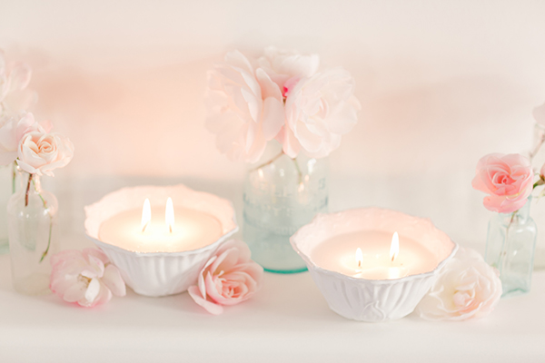 How to combine candles to make the perfect scent!