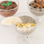 Good Eats: Chia Pudding, Three Ways