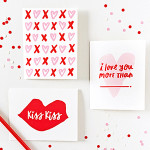 Cupid's Corner: Free Printable Valentine's Day Cards