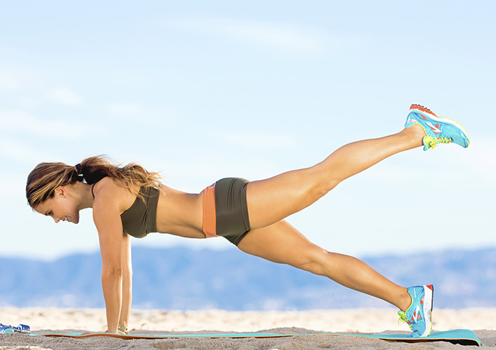 Tone It Up: Toning Moves That Sculpt All Over