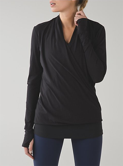 Lululemon Radiant Long Sleeve Tee