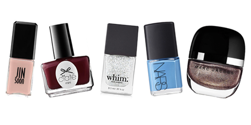 Lauren Conrad's Winter Nail Polish Picks
