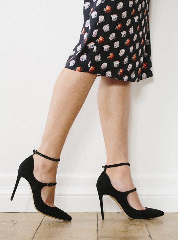 The Mary Jane Pump