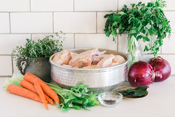 How to Make Healthy Homemade Chicken Stock