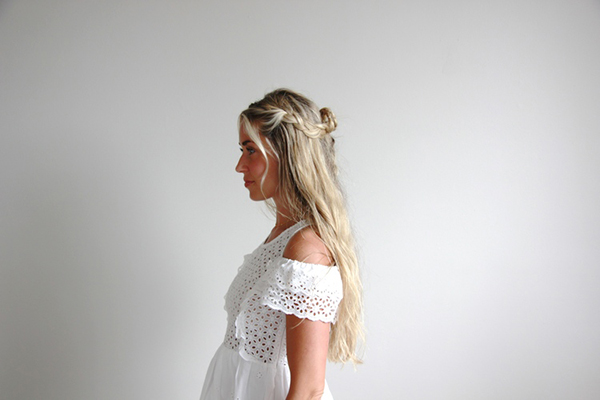 Favorite Braid (this gorgeous rose braid from A Fashion Love Affair)