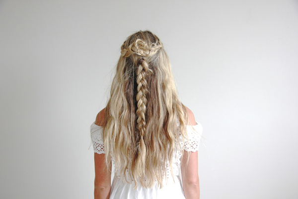 Learn how to recreate this gorgeous braid
