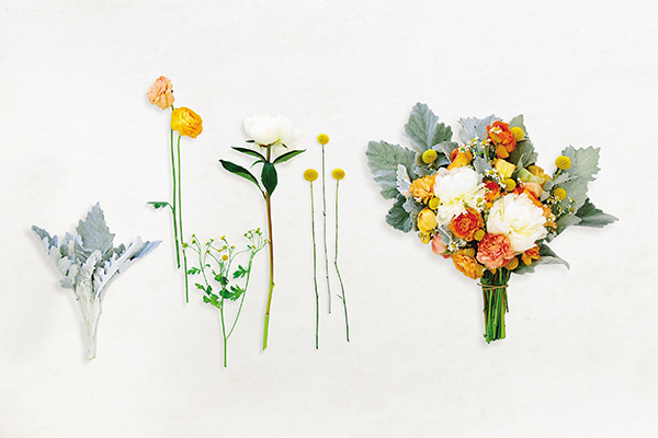 How to create lovely bouquets straight from the pages of Lauren Conrad's latest book, Celebrate