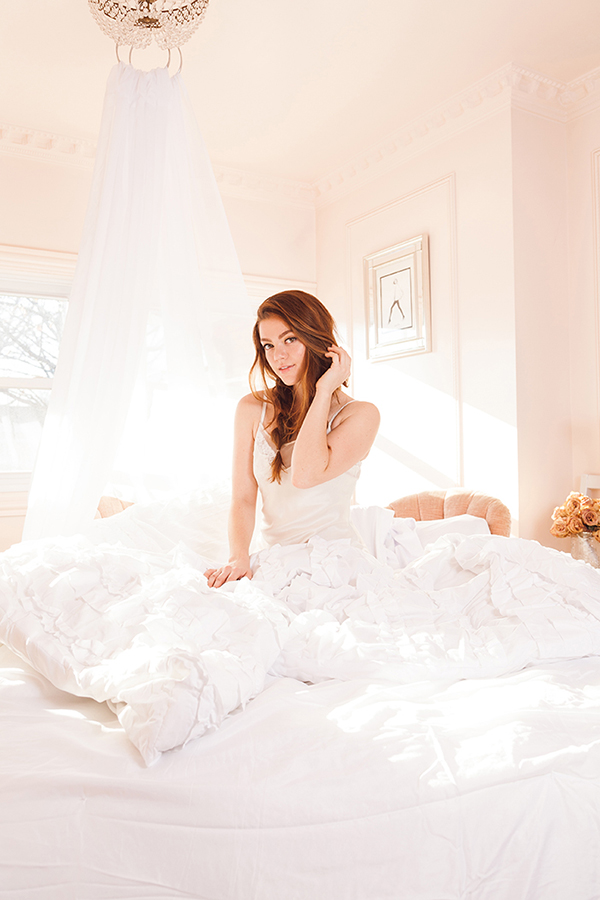 How to Wake Up with Wanderlust Hair by LaurenConrad.com