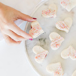 Cupid's Corner: Heart Jam Cookies and Love Letter Cookies