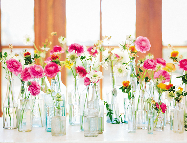 Celebrate sneak peek my favorite flower arranging tricks for Create your own flower arrangement