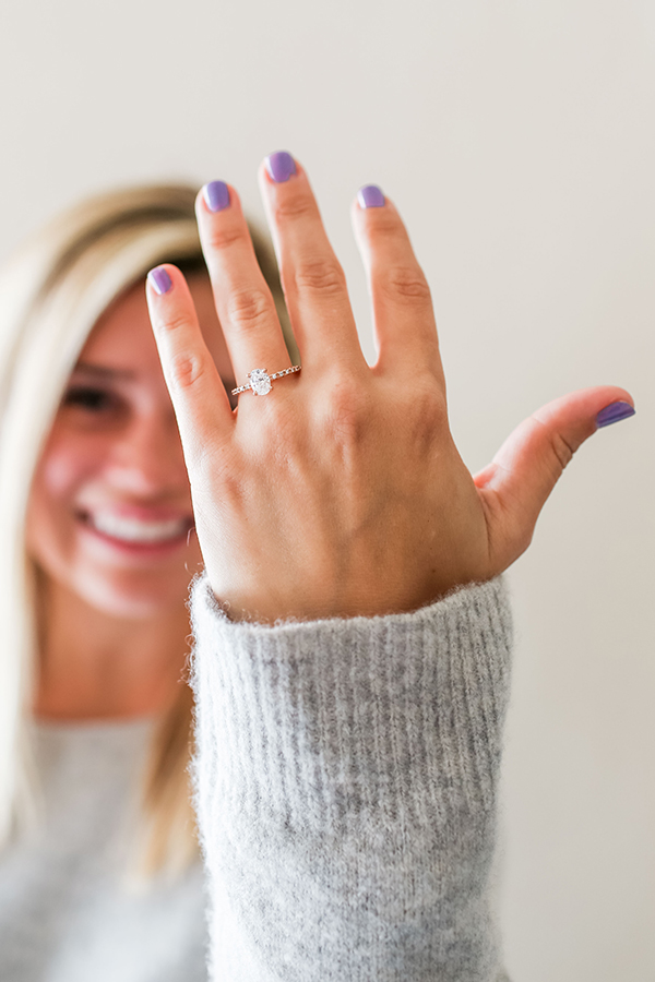 Everything you need to know about choosing an engagement ring!