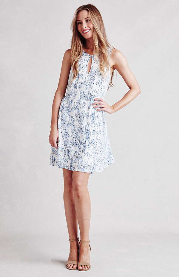 Favorite Spring Dress (this Danbury Dress from Paper Crown's spring 2016 collection)