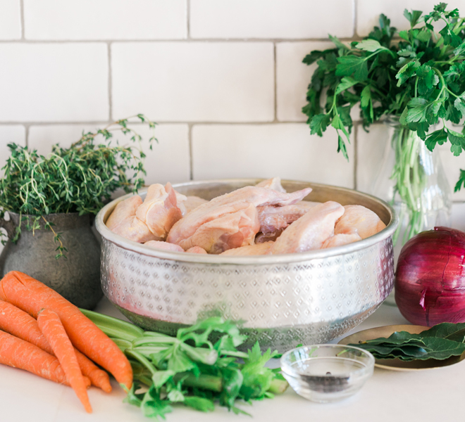 Recipe Box: How to Make Homemade Chicken Stock