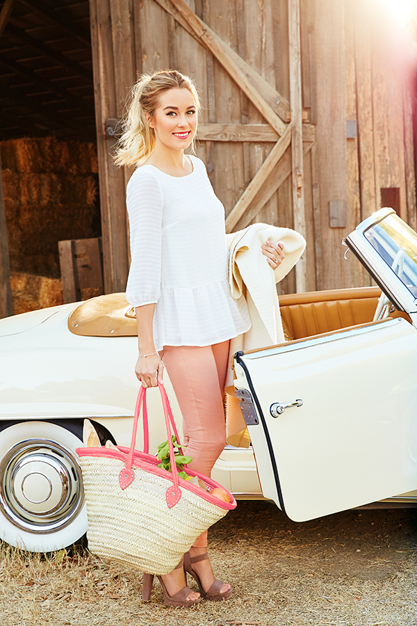 Lauren Conrad's February LC Lauren Conrad for Kohl's collection is here!