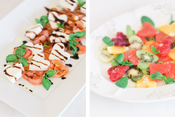Sweetheart Salads for Valentine's Day by LaurenConrad.com