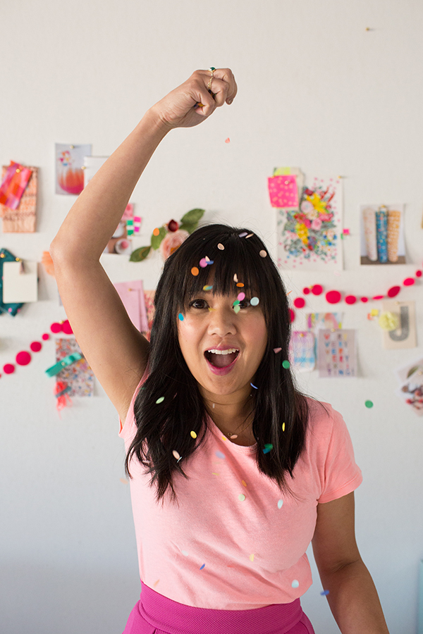 Blogger Joy Cho, founder of Oh Joy!