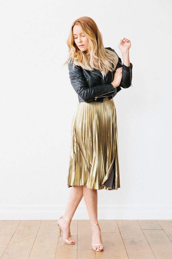 Steal Lauren Conrad's look here...