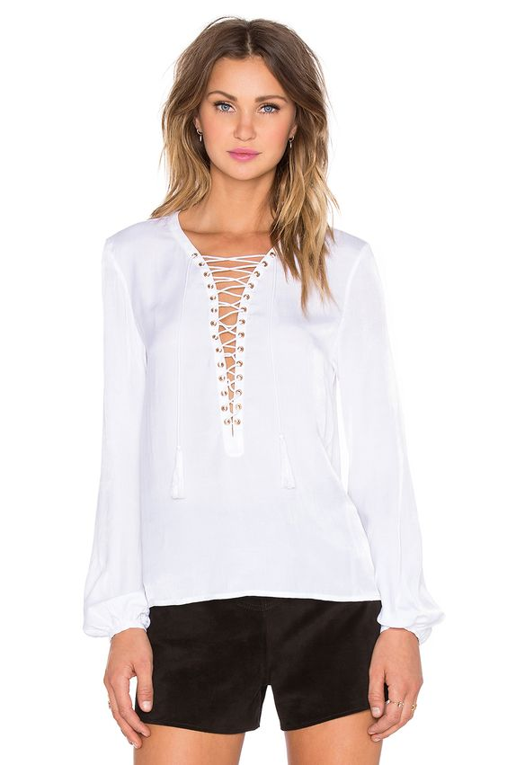 The Jetset Diaries x Revolve Delta Top